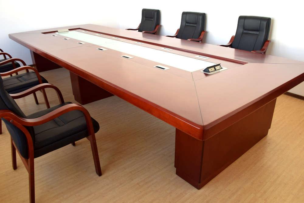 Masă de conferință-consiliu pentru zona de protocol-8360