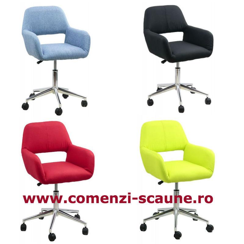 Scaune-de-birou-in-4 culori