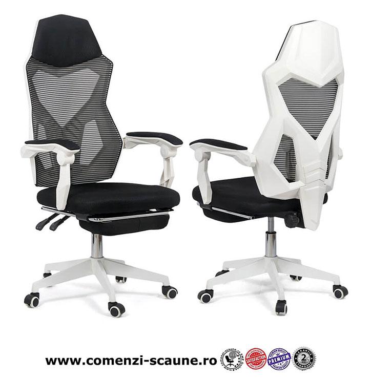 scaun-ergonomic-pentru-birou-cu-suport-de-picioare-in-2-culori