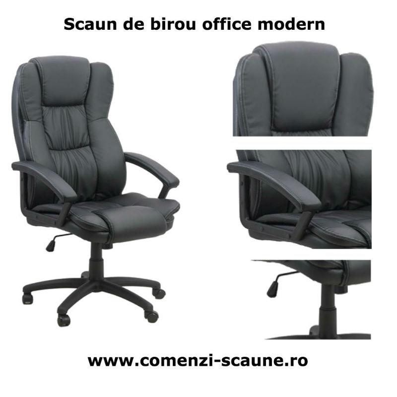 Scaun de birou office modern negru