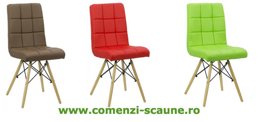 Set-4-scaune-de-bucatarie-cu-picioare-din-lemn
