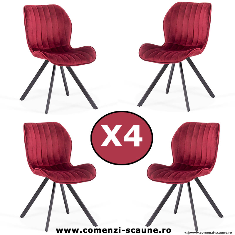 set-4-scaune-de-bucatarie-si-living-248-visiniu