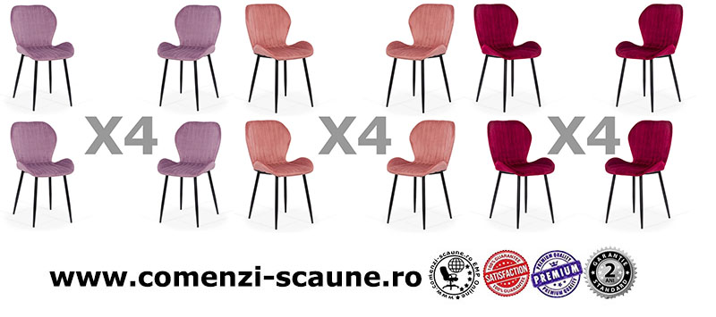 set-4-scaune-bucatarie-living-din-catifea-in-3-culori
