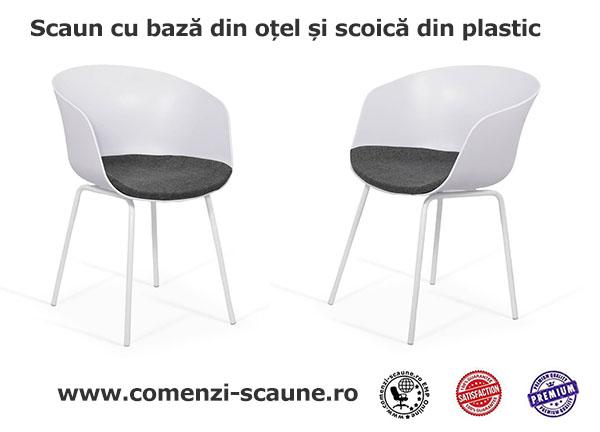 scaun-cu-baza-din-otel-si-scoica-din-plastic