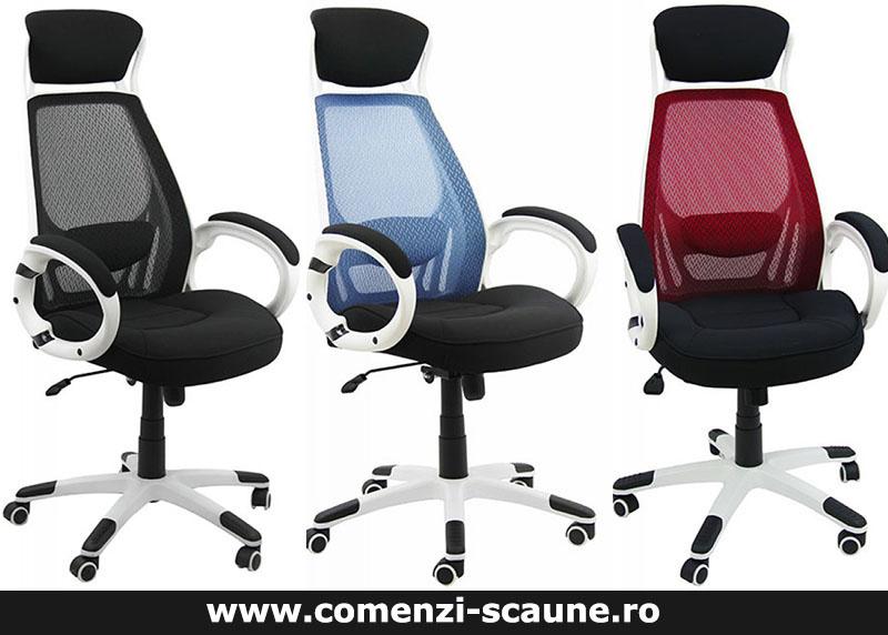 Scaun-ergonomic-pentru-birou-cu-tetiera