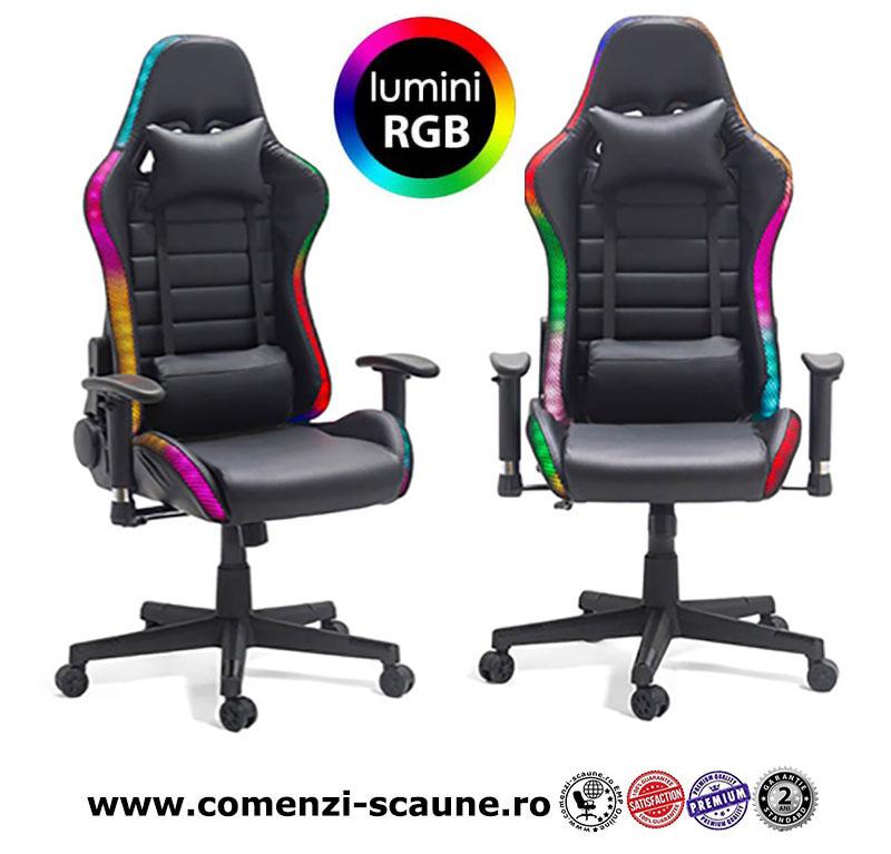 Scaune-de-gaming-iluminate-cu-LED-RGB-control-wireless-duo