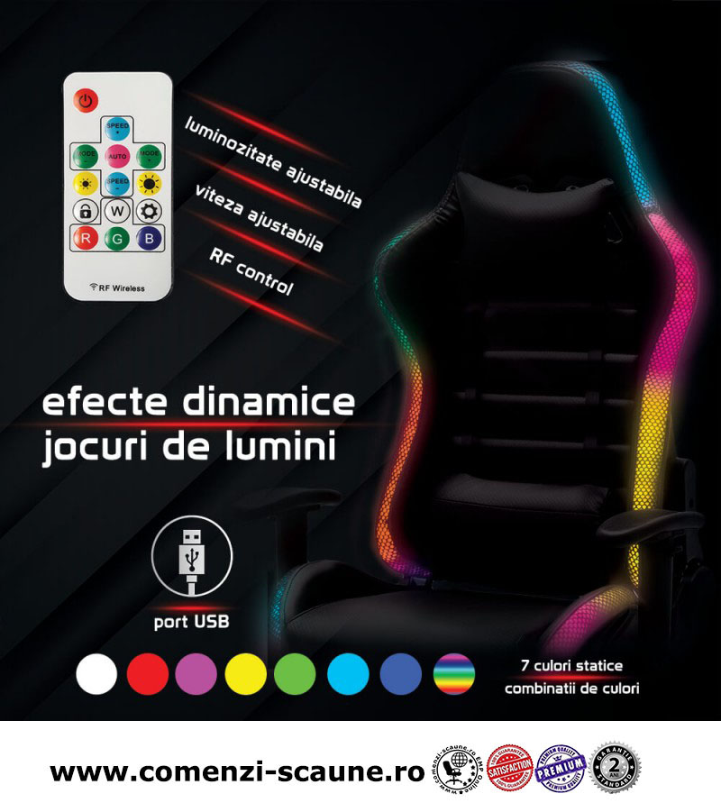 Scaune-de-gaming-iluminate-cu-LED-RGB-control-wireless-lumini