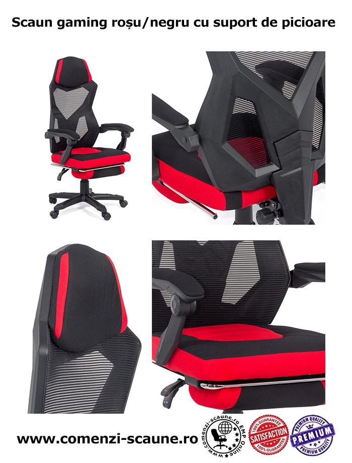 scaun-gaming-rosu-negru-cu-suport-de-picioare-1