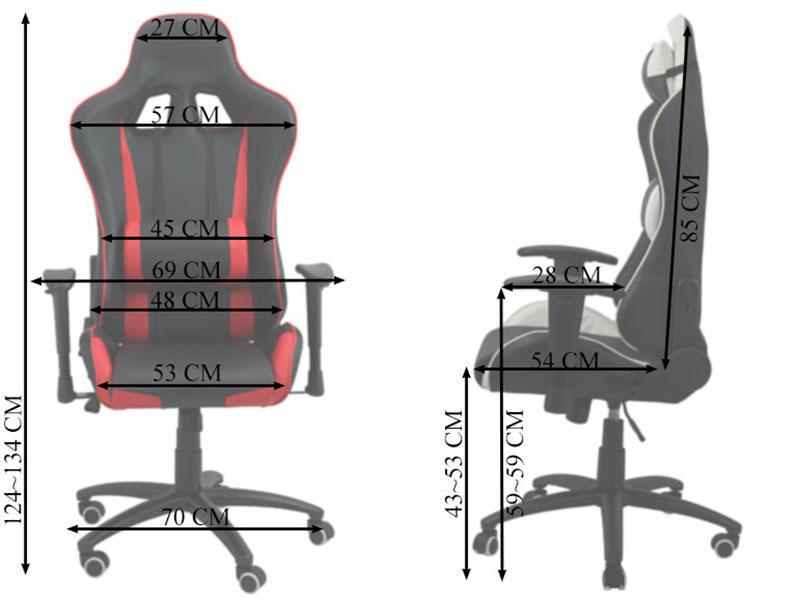 scaun-de-gaming-ergonomic-și-confortabil-negru-cu-rosu-dimensiuni