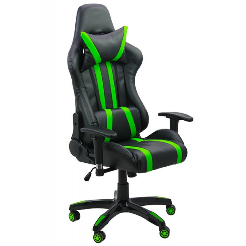 Scaune-gaming-color-verde