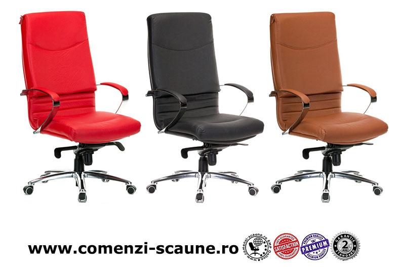 Scaun directorial de birou 5600 Sett în diferite culori