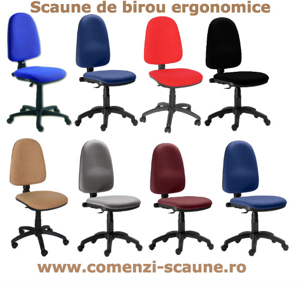 Scaune de birou ergonomice