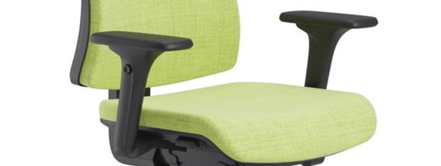 Scaun ergonomic confortabil și relaxant-PURE BLACK T-3