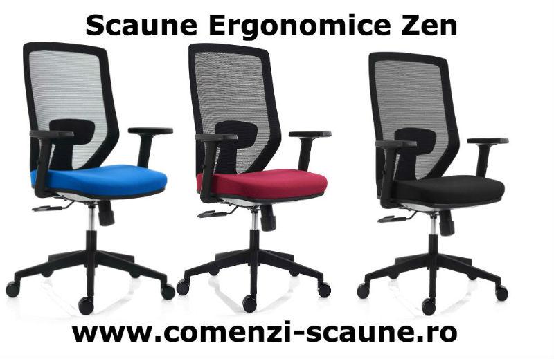 Scaune ergonomice Zen