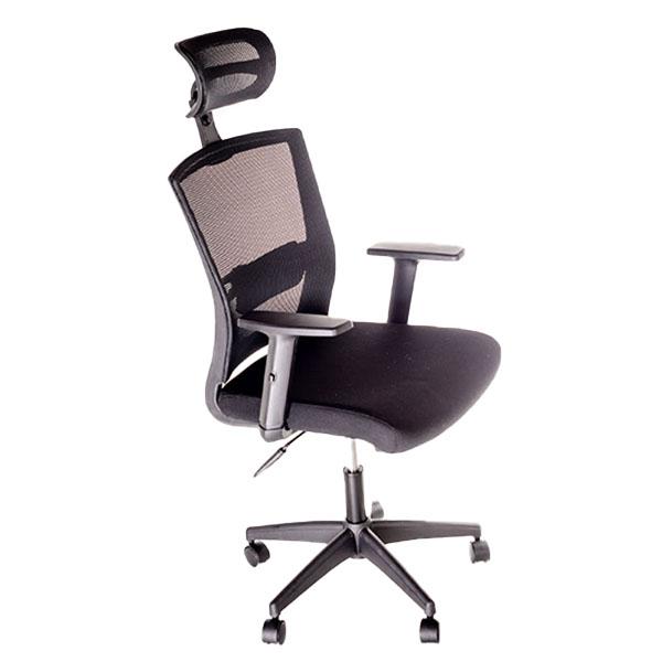 Scaun-ergonomic-tapitat-cu-material-textil-si-mesh-318
