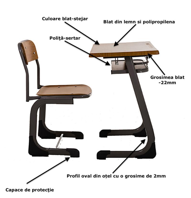 Set banca-scolara-pentru-elev-prezentare