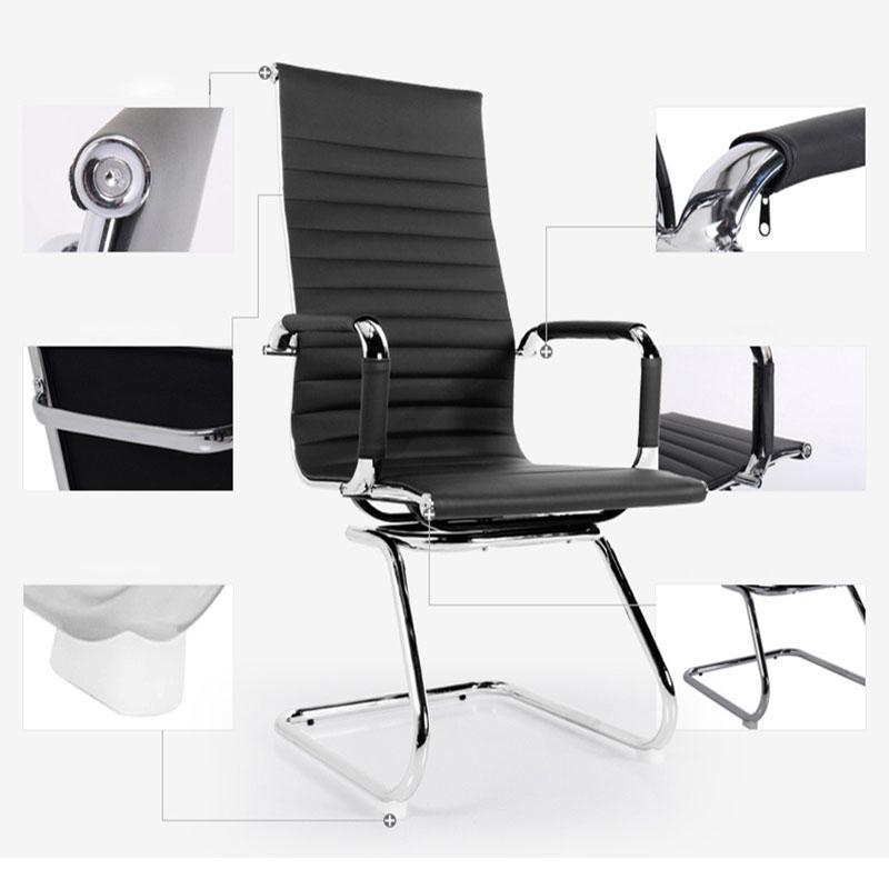 Scaune de birou, sala de conferintă, vizitator, salăde așteptare-negru