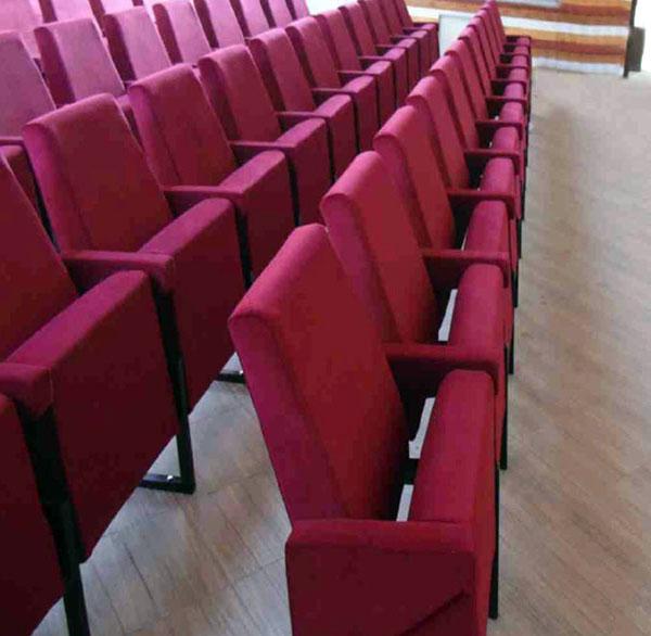 Scaune pentru sali de spectacole, cinematografe, teatre si diferite spatii publice-2