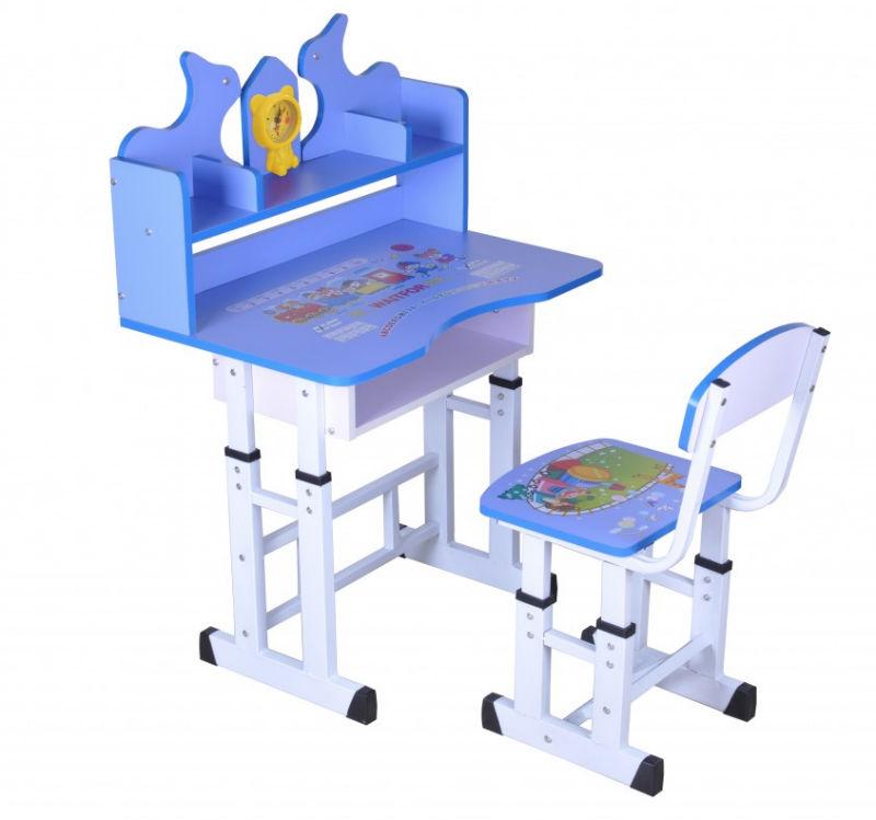 Set-birou-pentru-copii-albastru