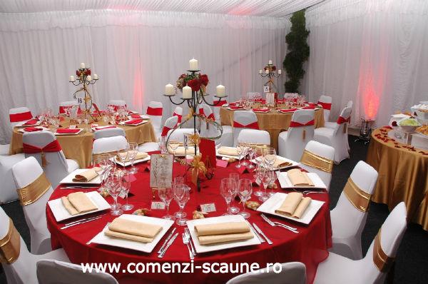 Masa rotunda pentru restaurant si evenimente 10-12 persoane