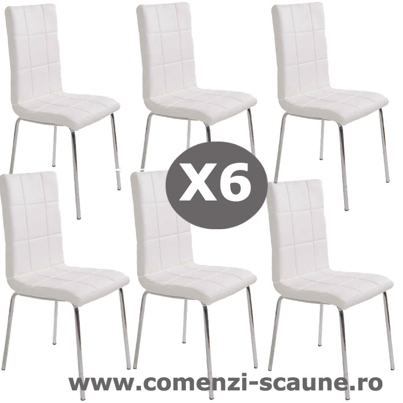 Set-4-scaune-bucatarie-6-alb