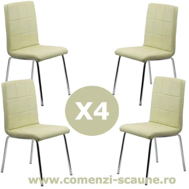 Set-4-scaune-bucatarie-4-crem
