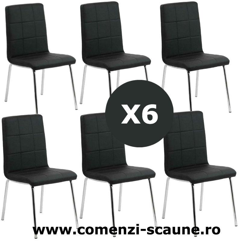 Set-4-scaune-bucatarie-230-6-negru