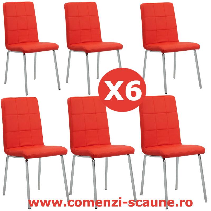 Set-4-scaune-bucatarie-230-6-rosu