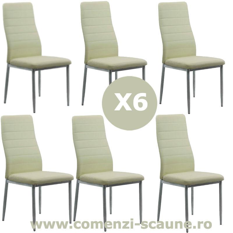 Set-6-scaune-bucatarie-crem