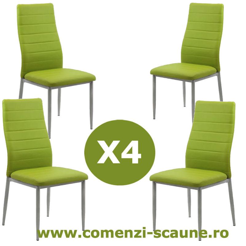 Set-4-scaune-bucatarie-verde-comenzi-scaune