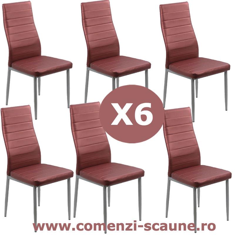 Set-4-scaune-bucatarie-visiniu-comenzi-scaune