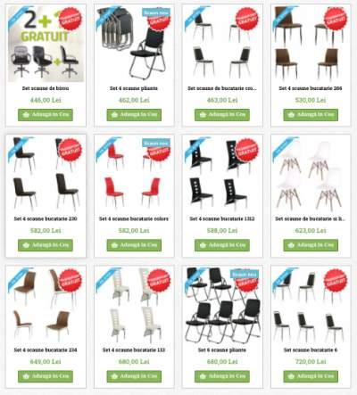 Seturi-de-scaune-pentru-bucatarie-ieftine