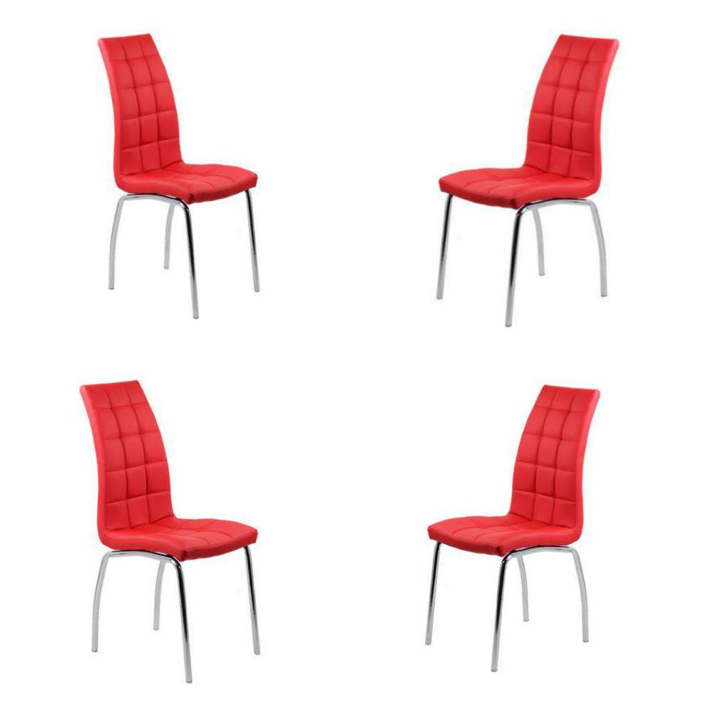 Set-4-scaune-bucatarie-colors