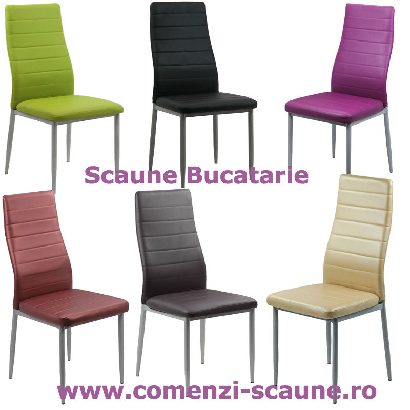 Set-4-scaune-bucatarie-color
